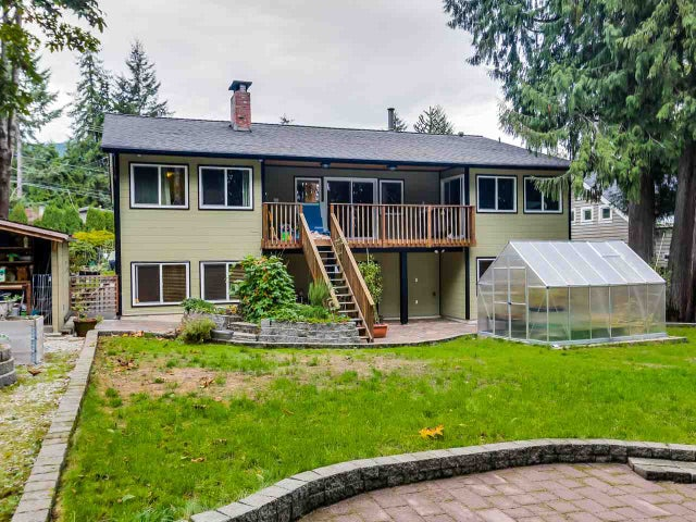 4041 MT SEYMOUR PARKWAY - Dollarton House/Single Family for sale, 6 Bedrooms (R2003051) #3