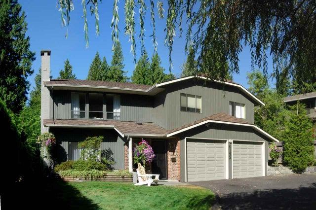 4145 FIRCREST PLACE - Lynn Valley House/Single Family for sale, 4 Bedrooms (R2117439) #1